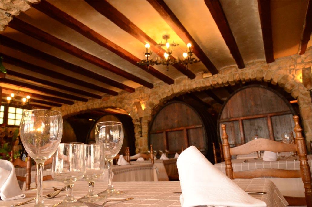 Restaurant Racó del Traginer